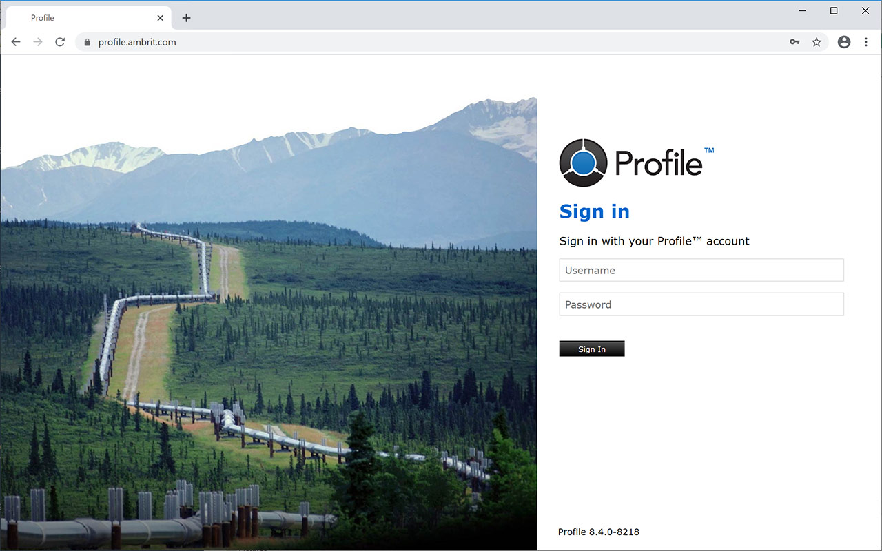 Profile-Sign-In